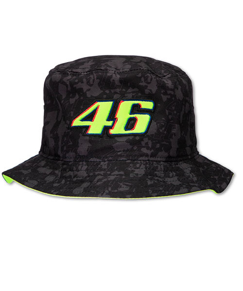 0942b69b9a6 Valentino Rossi 46 the doctor bucket hat