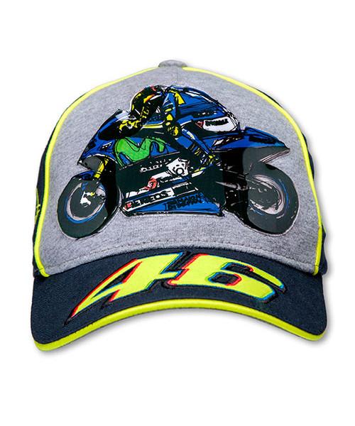 ea722c1e709 Valentino Rossi kids bike cap