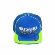 SUZUKI_ADULTS_TEAM_FLATPEAK_CAP