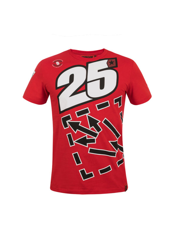 VIMTS327207_MAVERICK_VINALES_MENS_25_TSHIRT_RED