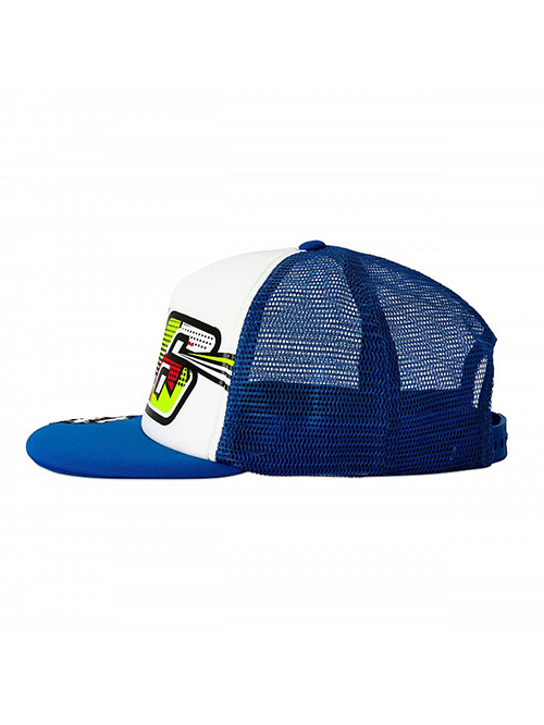 VRKCA353703_VR46 CLASSIC-POP ART 19 CAP KID MULTI_SV