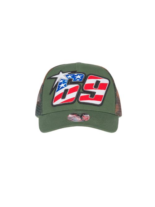 1944001_NICKY_HAYDEN_ADULTS_TRUCKER_CAP
