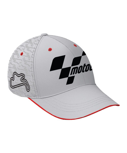 AMGP19A-042_EVENT EMBOSSED WHITE CAP_FV