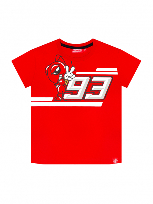 1933032_MARC MARQUEZ_KIDS_CARTOON_ANT_TSHIRT