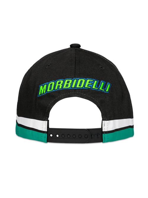 PMMCA376511_FRANCO_MORBILDELLI_DUAL_PETRONAS_ADULTS_BASEBALL_CAP_BACK