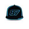 RG21H-020-REMY-GARDNER-ADULTS-FLAT-PEAK-CAP